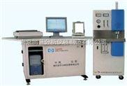高压管式炉红外碳硫分析仪器