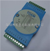 4通道铂电阻采集模块TDAM7034