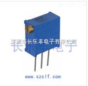 3296电位器3296X-1-502LF
