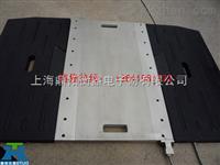SCS上海车辆称重仪 120T便携式轴重秤 便携式电子磅怎么卖?