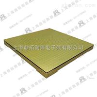 SCS双层电子平台秤供应商|10吨电子磅秤|10T电子秤