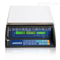 JCE6公斤桌面称 15KG计数秤 电子计数案秤图片