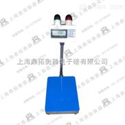 北京控制气动阀门自动开关电子秤、300公斤控制平台秤