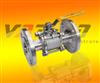 VT2CHF33A德国进口手动法兰球阀,手动三片式球阀