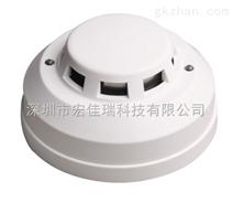 厂家供应联网型火灾烟雾报警器12V/24V(开关量信号输出)