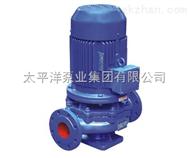 ISG立式单级(热水)空调循环泵