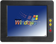 供应 10.4寸 4串口/4USB 嵌入式防爆触摸工业平板电脑