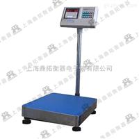 TCS带打印电子台秤零售价,针式打印600公斤称重电子秤