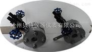 孔板流量计DN25/32/40/50mm不锈钢标准节流装置厂家生产