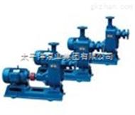 ZW40-20-15型自吸无阻塞排汙泵