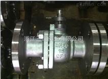 不锈钢浮动球阀Q41F-16P DN50