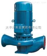 立式热水管道泵ISG80-100