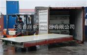 SCS-XC-100吨出口式汽车衡,出口式地磅