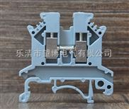 杭州PA66上等尼龙材质UK2.5B接线端子,耐高温,耐腐蚀接地端子