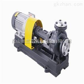 wry热油泵_WRY系列联轴式高温热油泵-昆山奥兰克泵业制造有限公司