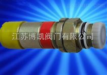 矿用液压安全阀