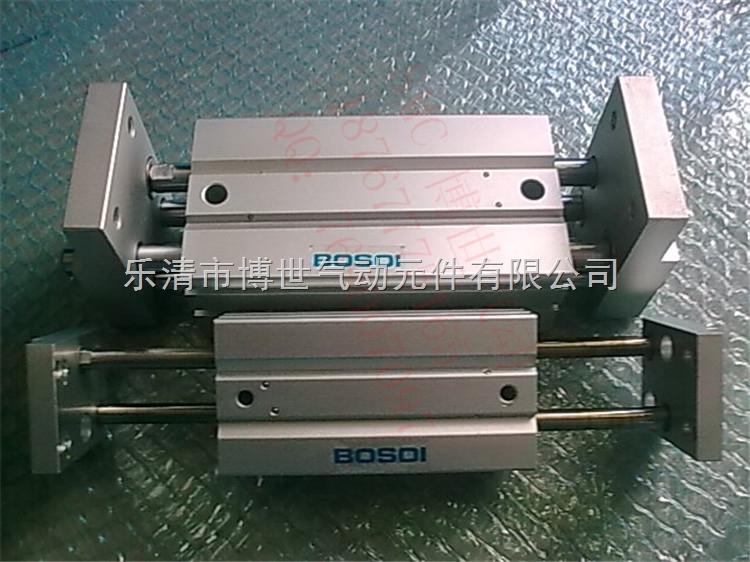 smc宽型气爪型气缸-mhl2-20d2-乐清市博世气动元件图片