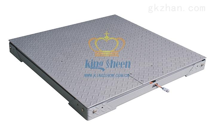 SCS-5T碳钢材质不锈钢地磅秤报价,5吨地磅价格
