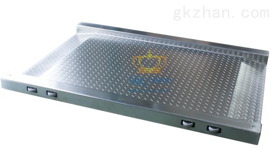 上海衡器厂二米乘二米双层地磅/碳钢电子磅秤,电子地磅联保全国