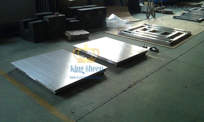 广州3T不锈钢电子磅秤