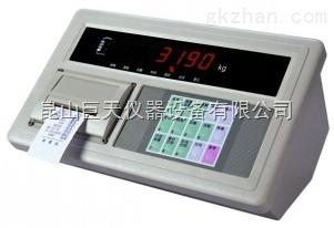 耀华XK3190-A9+P打印称重控制器汽车磅