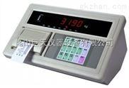耀华XK3190-A9+P打印称重控制器汽车磅专用