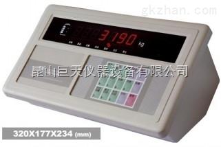 电子磅秤专用的XK3190-A9称重仪表哪里有卖