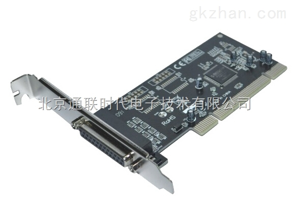 工业级PCI-X 1口并口通讯卡,现货笔记本并口卡