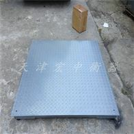 SCS-3T特殊尺寸制作(3吨电子磅秤)6吨非标电子地磅价格