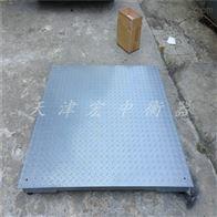 SCS-3T尺寸制作(3吨电子磅秤)6吨非标电子地磅价格