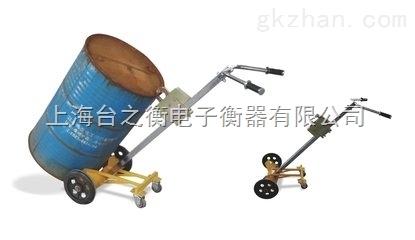 上海油桶车  浙江手动液压油桶车使用安全