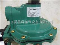 FISHER阀门R622H-DFF燃气调压器