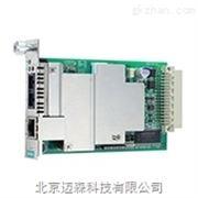CSM-400moxa插片式以太网光电转换器
