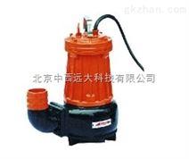 中西(LQS)潜水排污泵 型号:SA75/ZXAS30-2CB库号:M228284