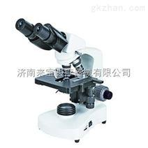 宁波永新三目显微镜