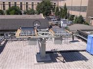 全自动太阳能集热器热性能测试系统