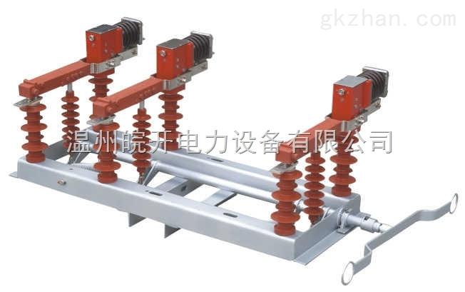 高压电力FZW32-12T/630真空隔离负荷开关