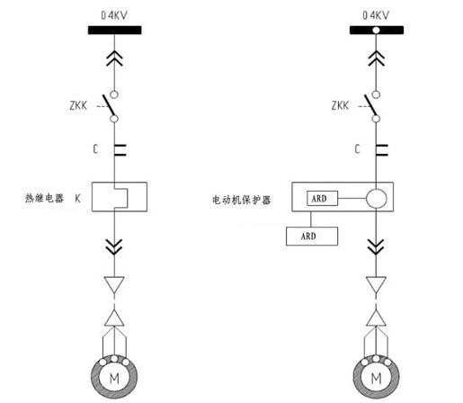 ard智能型电动机保护器与热继电器相比有哪些优势