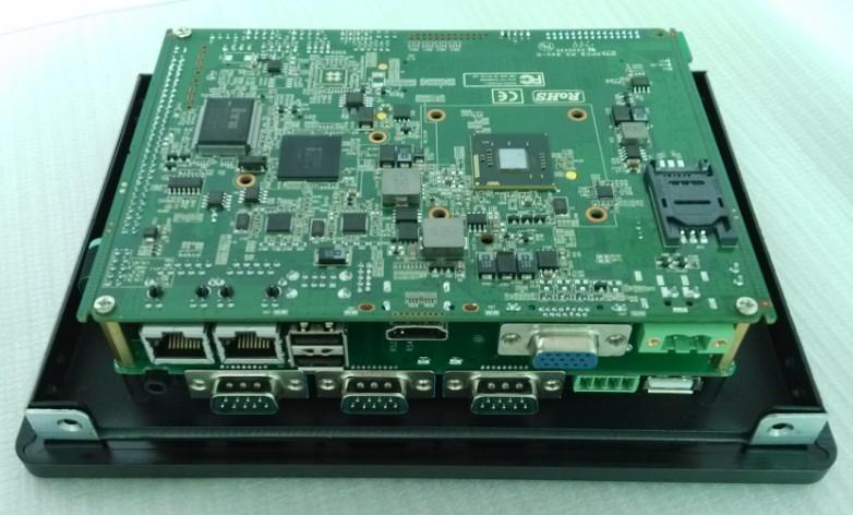 一般电脑大刀一定的数量 研祥工业平板电脑 用得着核心交换机