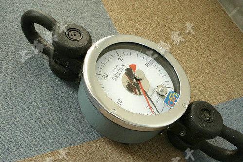 20N机械测力仪图片