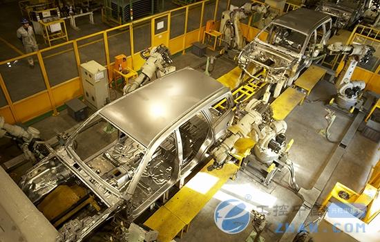 600台abb机器人入驻长城汽车助推生产线升级