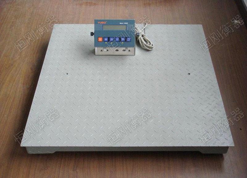 电子地磅秤