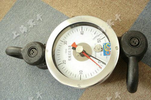 圆盘机械式拉力表