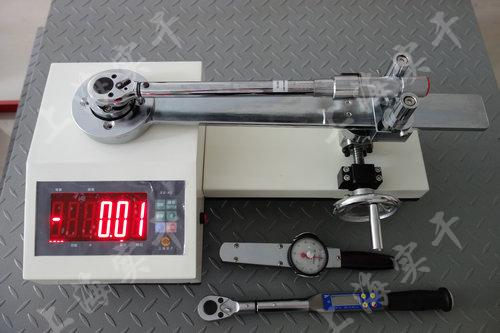 扭力扳子检定装置