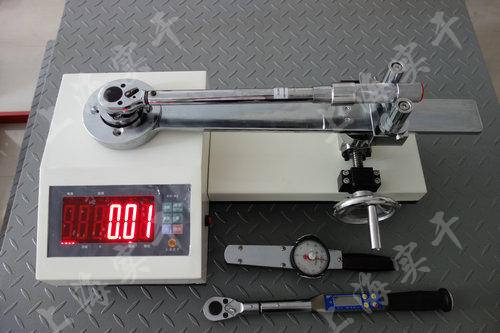 扭矩扳子检定装置