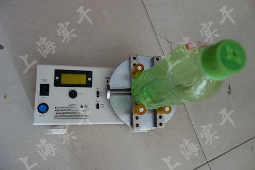 瓶盖扭力检定仪