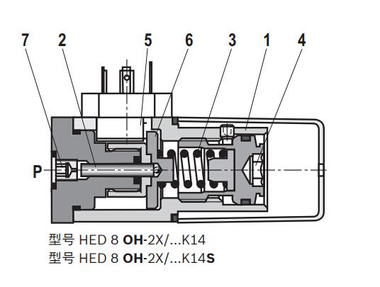 5228020200 力士乐rexroth水电压力开关使用性能